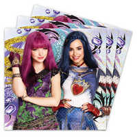 Image of Descendants 2 Lunch Napkins - 2-Pack # 1