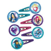 Descendants 2 Glitter Hair Clips