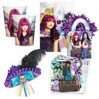 Image of Descendants 2 Disney Party Collection # 1
