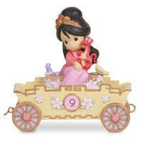 Image of ''Nine is Divine'' Birthday Mulan Figurine by Precious Moments # 1