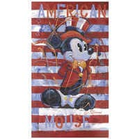 Image of Mickey Mouse ''American Mouse'' Giclée by Eric Robison # 1
