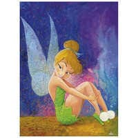Image of Tinker Bell ''Tink Sitting'' Giclée by Randy Noble # 1