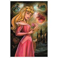 Image of ''Sleeping Beauty'' Giclée by Darren Wilson # 1
