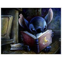 Image of ''Stitch'' Giclée by Darren Wilson # 1