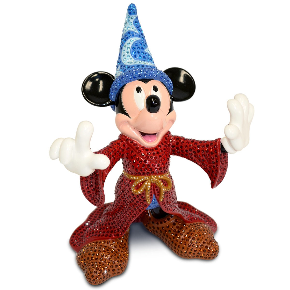 Fantasia Sorcerer Mickey Mouse Figurine by Arribas Brothers | shopDisney
