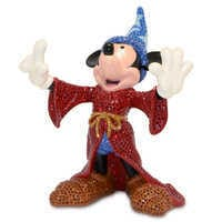 Image of Fantasia Sorcerer Mickey Mouse Figurine by Arribas Brothers # 3