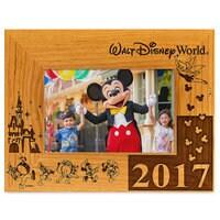 Walt Disney World 2017 Frame by Arribas - 4'' x 6'' - Personalizable