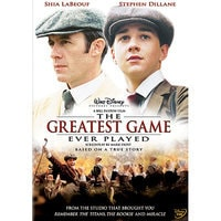 The Greatest Game Ever Played DVD - Widescreen