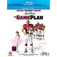 The Game Plan - Blu-Ray + DVD Combo Pack