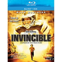 Invincible - Blu-ray + DVD Combo Pack