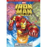 Iron Man: The Complete Animated Series DVD