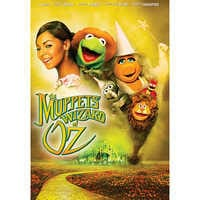 Image of The Muppets' Wizard of Oz DVD # 1