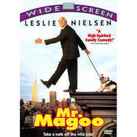 Image of Mr. Magoo DVD # 1