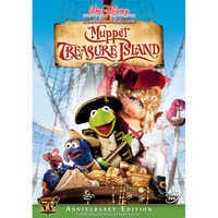 Image of Muppet Treasure Island DVD # 1