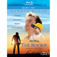 The Rookie - 2-Disc Combo Pack