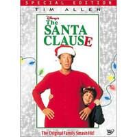 The Santa Clause DVD - Widescreen
