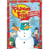 Image of Phineas and Ferb: A Very Perry Christmas DVD # 1