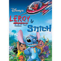 Image of Leroy and Stitch DVD # 1
