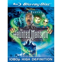 The Haunted Mansion Blu-ray