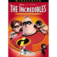 Image of The Incredibles DVD # 1