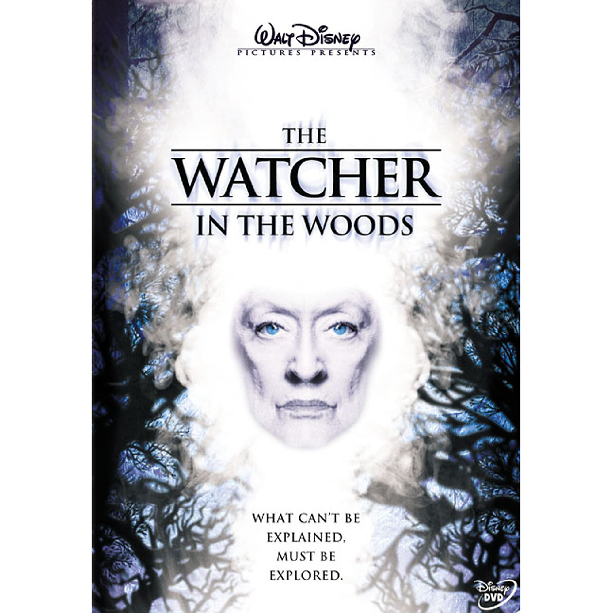 The Watcher in the Woods DVD