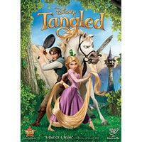 Image of Tangled DVD # 1