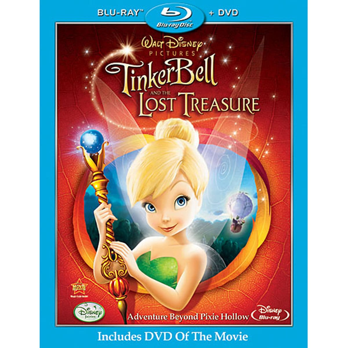 Product Image Of Tinker Bell And The Lost Treasure