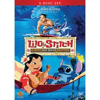 Image of Lilo & Stitch DVD # 1