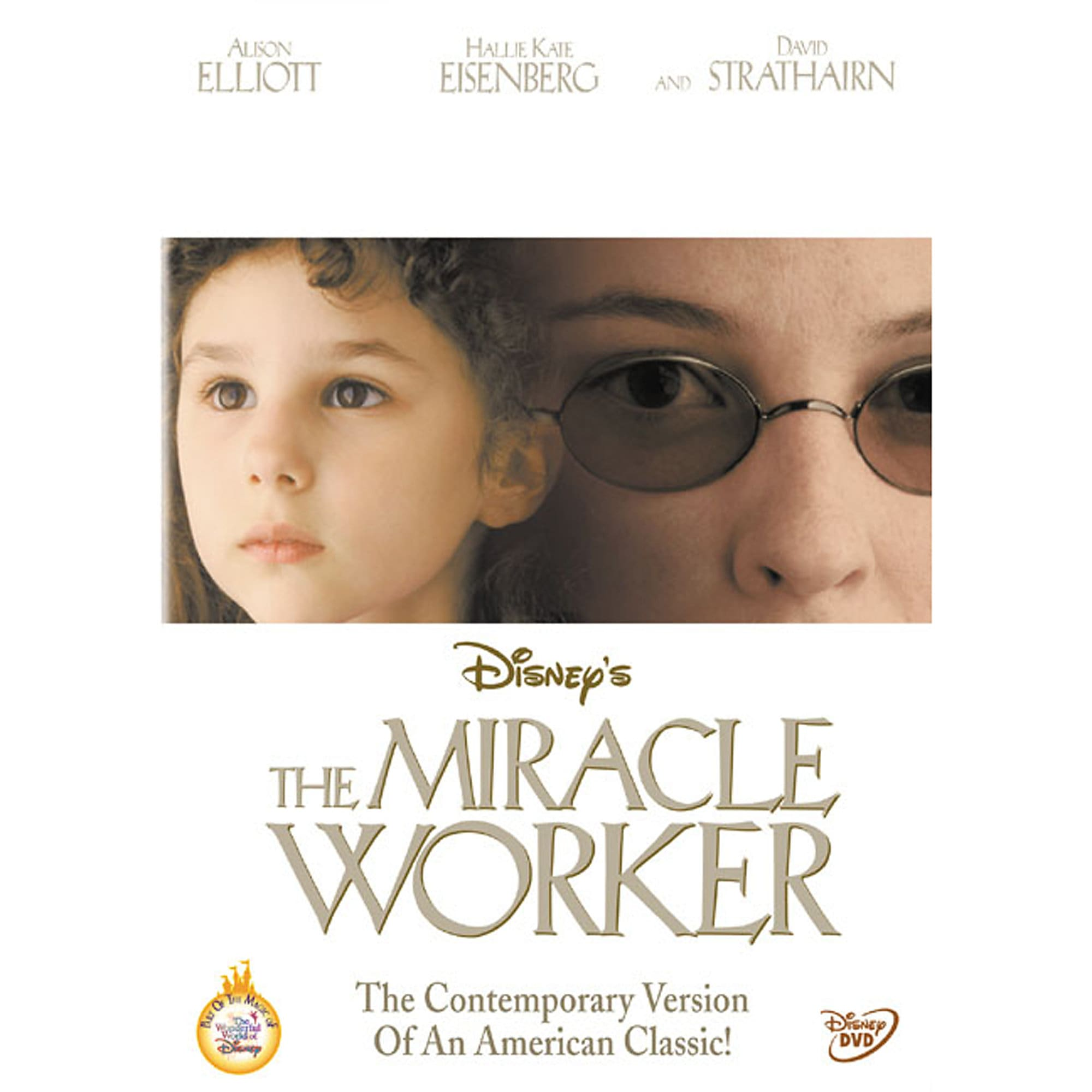 a comparison of the miracle worker the play and the movie Arthur penn directed this powerful film version of william gibson's play about the adolescent helen the miracle worker structurally has much in common with a.