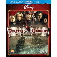 Pirates of the Caribbean: At World's End - 2-Disc Blu-Ray + DVD