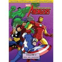 Marvel's The Avengers: Iron Man Unleashed Volume 3