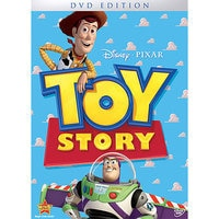 Image of Toy Story DVD # 1