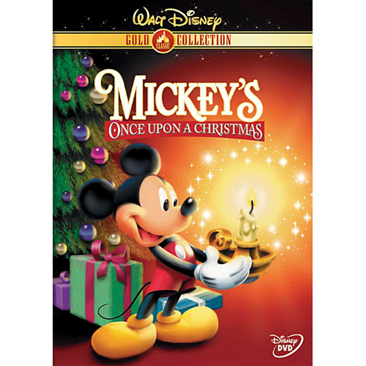 product image of mickeys once upon a christmas dvd 1 - A Walt Disney Christmas Dvd