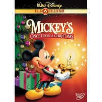 Image of Mickey's Once Upon a Christmas DVD # 1