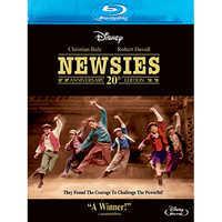Image of Newsies 20th Anniversary Blu-ray # 1