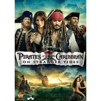 Pirates of the Caribbean: On Stranger Tides DVD