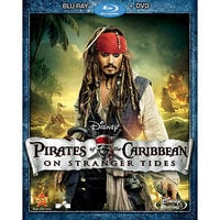 Image of Pirates of the Caribbean: On Stranger Tides - Blu-ray + DVD Combo Pack # 1