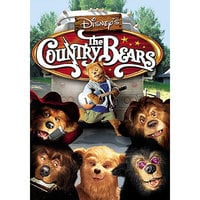 The Country Bears DVD - Fullscreen