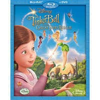 Image of Tinker Bell and the Great Fairy Rescue - 2-Disc Combo Pack # 1