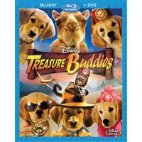 Treasure Buddies - 2-Disc Combo Pack