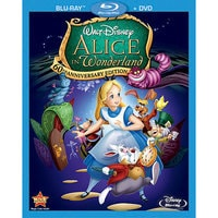 Alice in Wonderland - Blu-ray Combo Pack