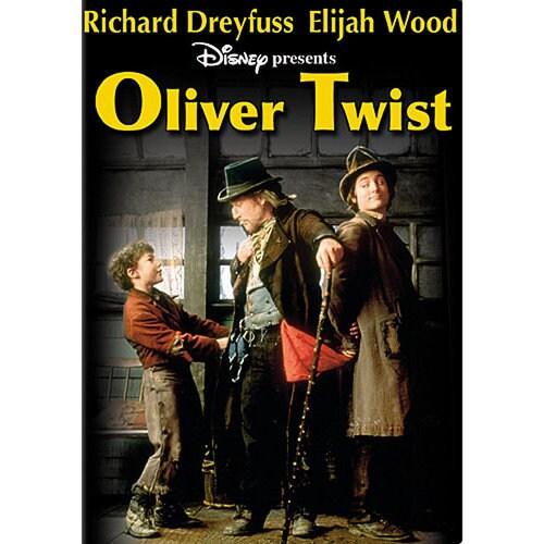 Clothing Box Subscription >> Oliver Twist DVD | shopDisney