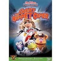 The Great Muppet Caper DVD