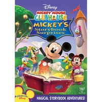 Mickey Mouse Clubhouse: Mickey's Storybook Surprises DVD
