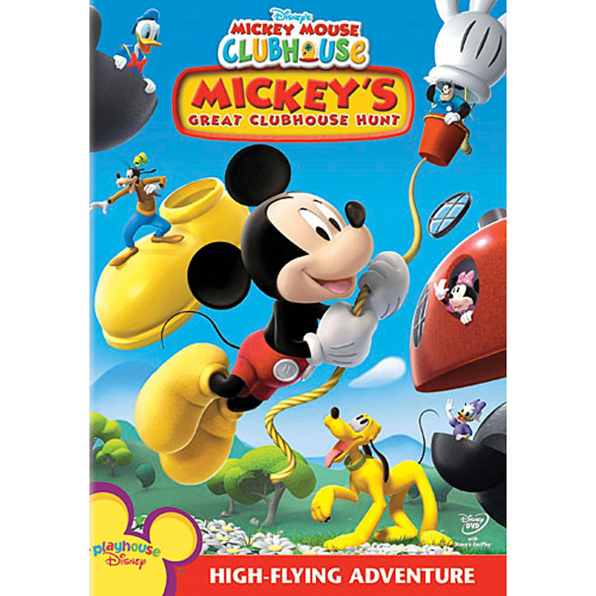 mickey mouse clubhouse mickey s great clubhouse hunt dvd shopdisney