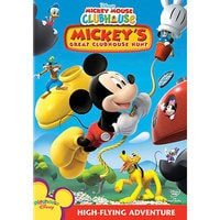 Mickey Mouse Clubhouse: Mickey's Great Clubhouse Hunt DVD