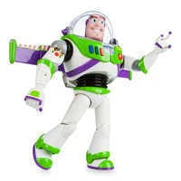 Image of Buzz Lightyear Talking Action Figure # 1