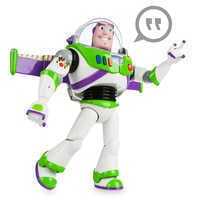 Image of Buzz Lightyear Talking Action Figure # 2