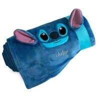 Stitch Fleece Throw - Personalizable