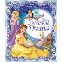Disney Princess: Princess Dreams Book